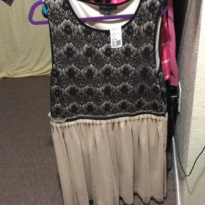 Dress size 3x never used